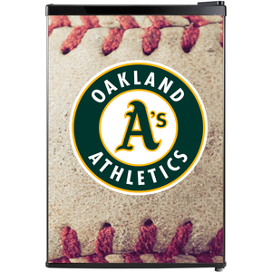 Oakland A's Fridge