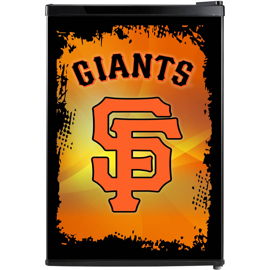 San Francisco Giants Fridge