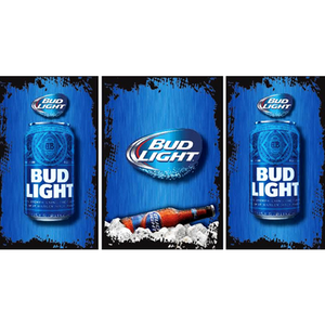 Bud Light Fridge