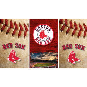 Boston Red Sox Fridge, Boston Red Sox Beer Fridge, Boston Red Sox Mini Fridge, Boston Red Sox Fridge Decals, Custom Fridge Wraps, Fridge Decals