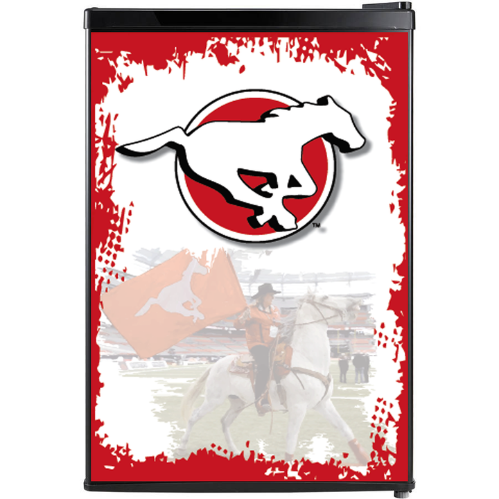 Calgary Stampeders Fridge