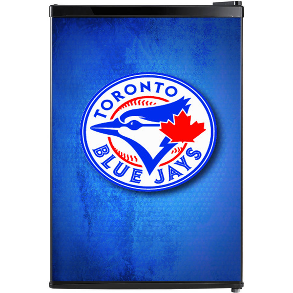 Toronto Blue Jays Fridge, Toronto Blue Jays Beer Fridge, Toronto Blue Jays Mini Fridge, Toronto Blue Jays Fridge Decals, Toronto Blue Jays Fridge, Custom Fridge Wraps, Fridge Decals