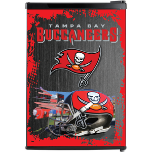 Tampa Bay Buccaneers Fridge