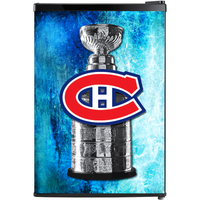 Montreal Canadiens Fridge, Montreal Canadiens Beer Fridge, Montreal Canadiens Mini Fridge, Montreal Canadiens Fridge Decals, Custom Fridge Wraps, Fridge Decals