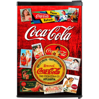 Coca-Cola Fridge, Coca-Cola Beer Fridge, Coca-Cola Mini Fridge, Coca-Cola Fridge Decals, Custom Fridge Wraps, Fridge Decals