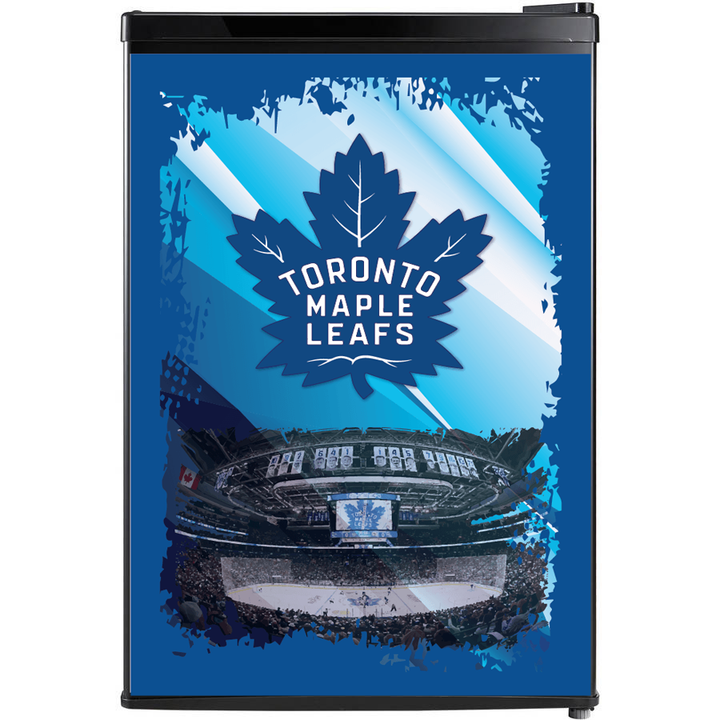 Toronto Maple Leafs Fridge, Custom Fridge Decals