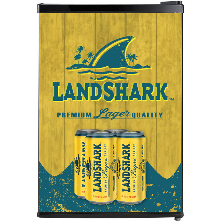 Landshark Lager Fridge