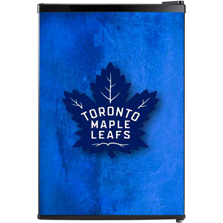 Toronto Maple Leafs Fridge, Custom Fridge Wrap