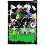 Monster Energy Fridge, Monster Energy Beer Fridge, Monster Energy Mini Fridge, Monster Energy Fridge Decals, Custom Fridge Wraps, Fridge Decals