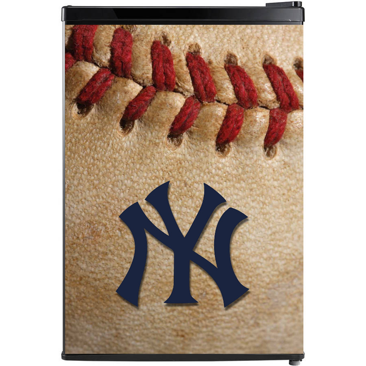 New York Yankees Fridge