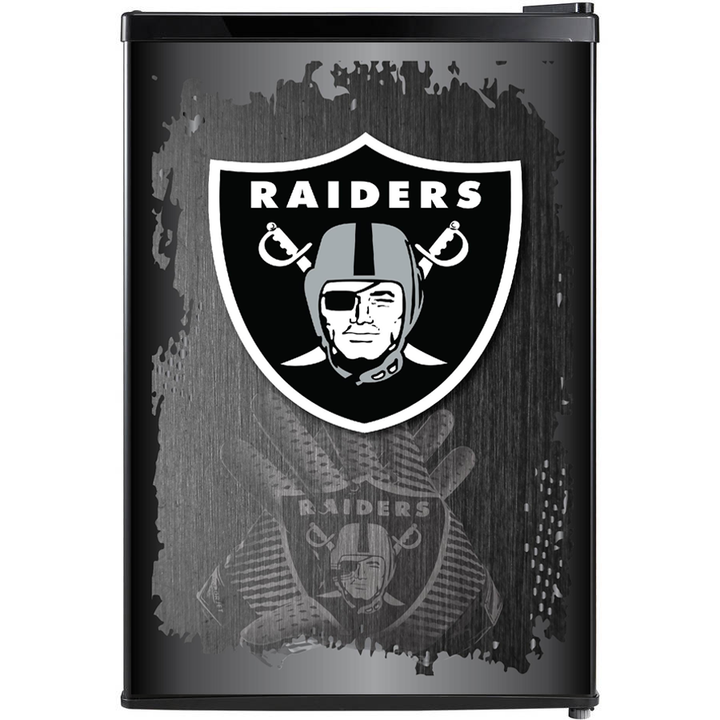 Oakland Raiders Fridge