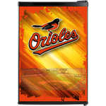Baltimore Orioles Fridge, Baltimore Orioles Beer Fridge, Baltimore Orioles Mini Fridge, Baltimore Orioles Fridge Decals, Custom Fridge Wraps, Fridge Decals
