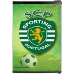 SCP Sporting Portugal Fridge, SCP Sporting Portugal Beer Fridge, SCP Sporting Portugal Mini Fridge, SCP Sporting Portugal Fridge Decals, Custom Fridge Wraps, Fridge Decals