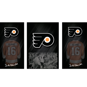 Philadelphia Flyers Fridge, Custom Fridge Wraps