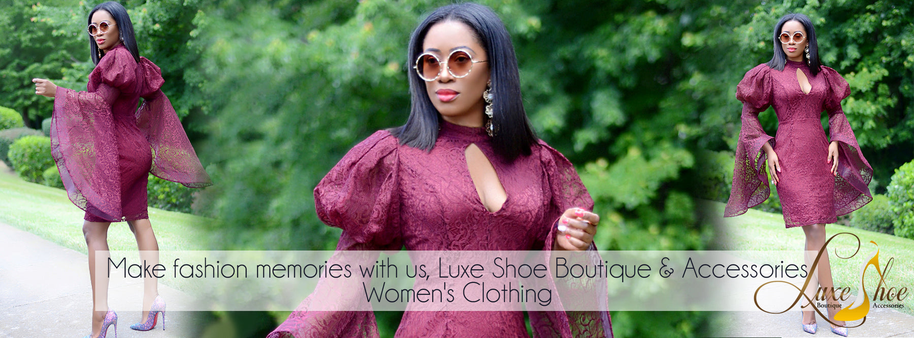 Luxe Clothing Boutique & Accessories