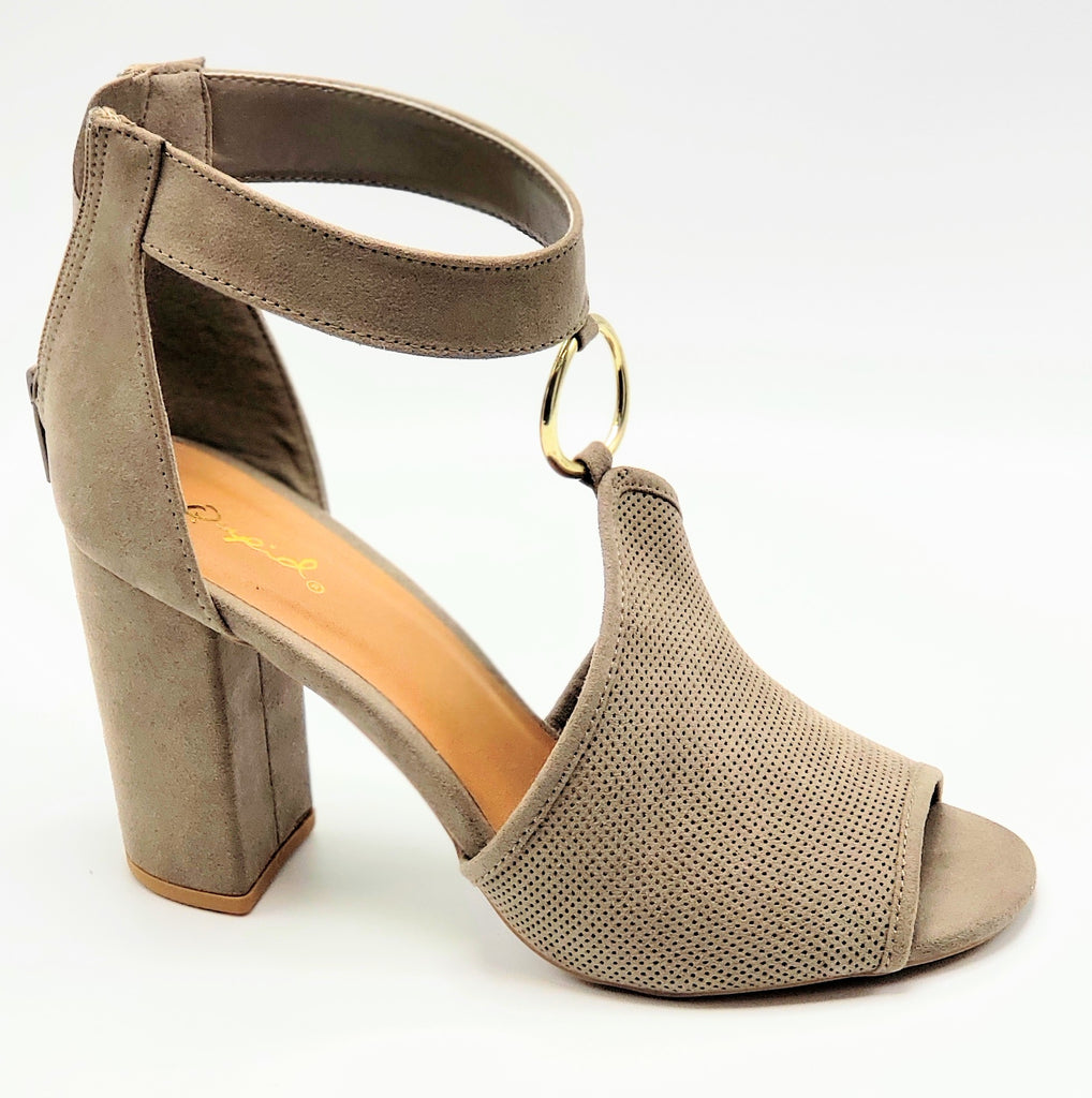 Alona block heel - Luxe Shoe Boutique & Accessories