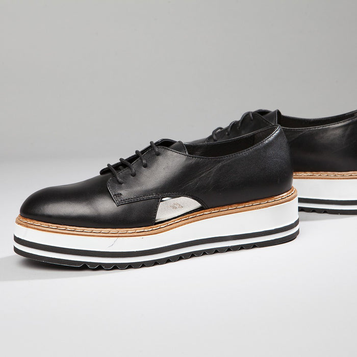 Brody- Platform Oxford - Luxe Shoe Boutique & Accessories