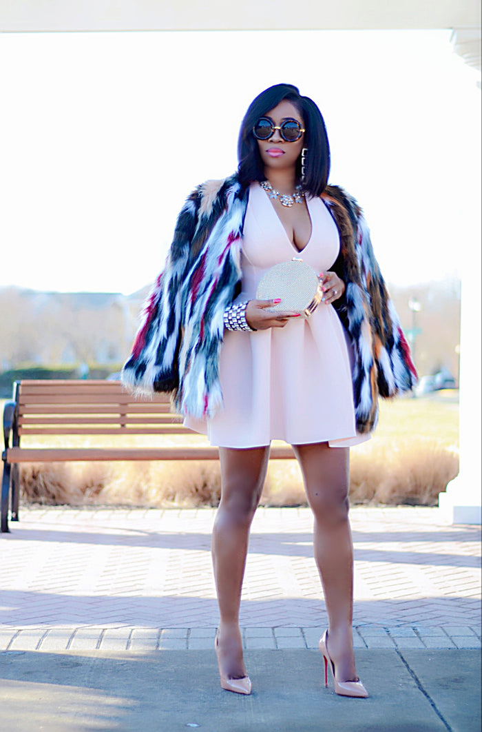 Devana coat - Luxe Shoe Boutique & Accessories