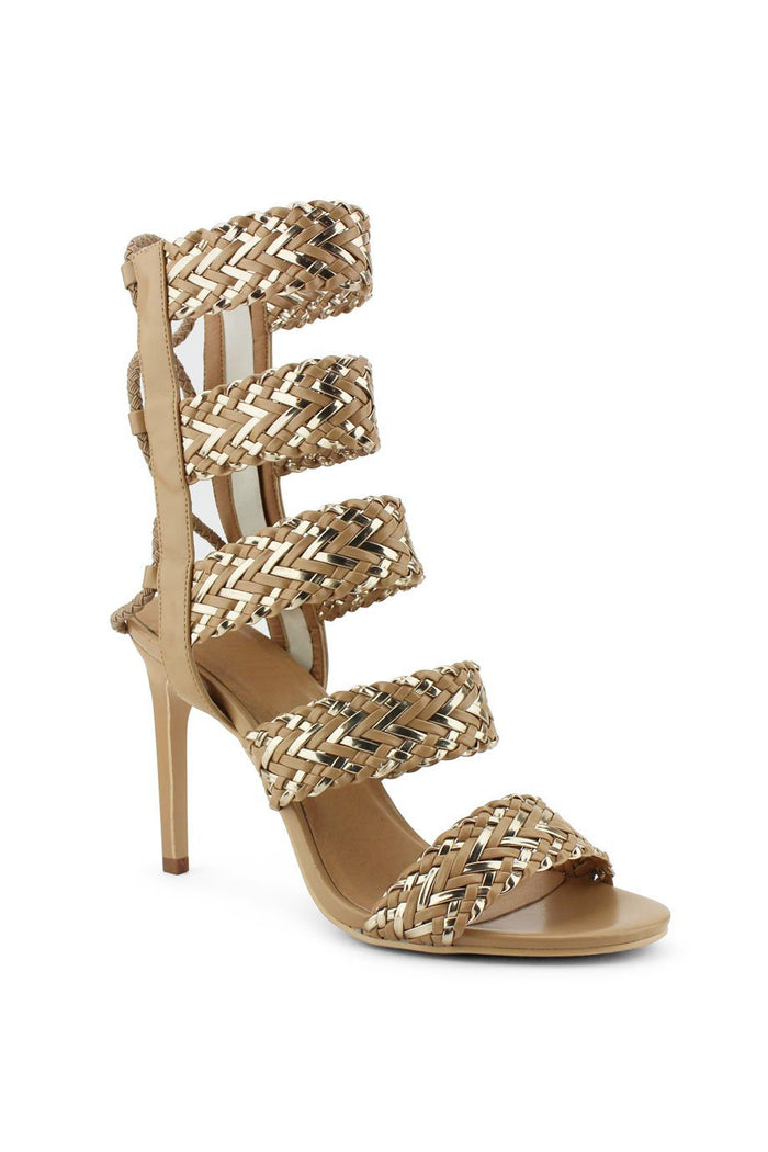 Jazz- Sandal - Luxe Shoe Boutique & Accessories
