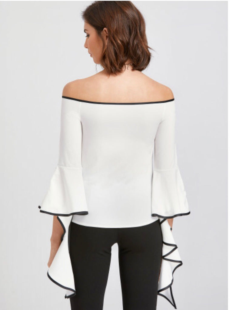 Miranda off the shoulder blouse