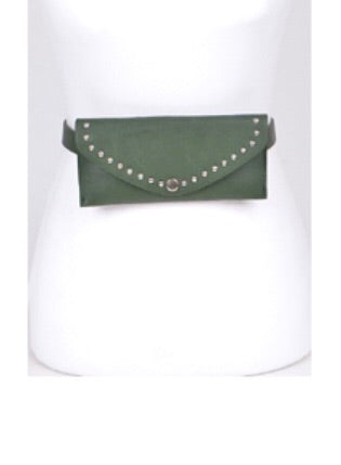 Belted  fanny pack - Luxe Shoe Boutique & Accessories
