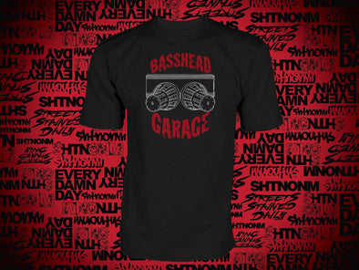 Beer Bass Mafia Basshead Garage Tee