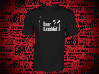 Beer Bass Mafia Beerfather Tee