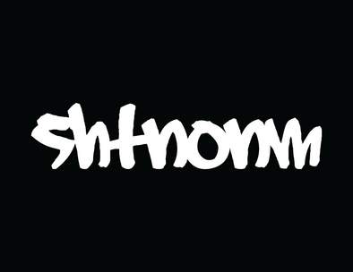 SHTNONM- GRAFFITI DECAL