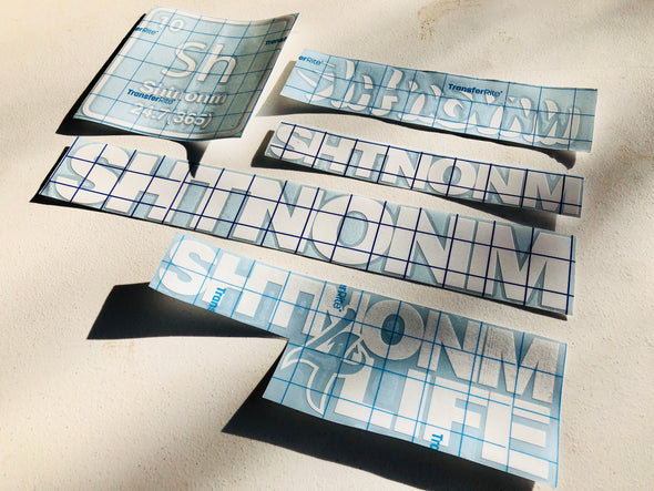 SHTNONM- DECAL BUNDLE