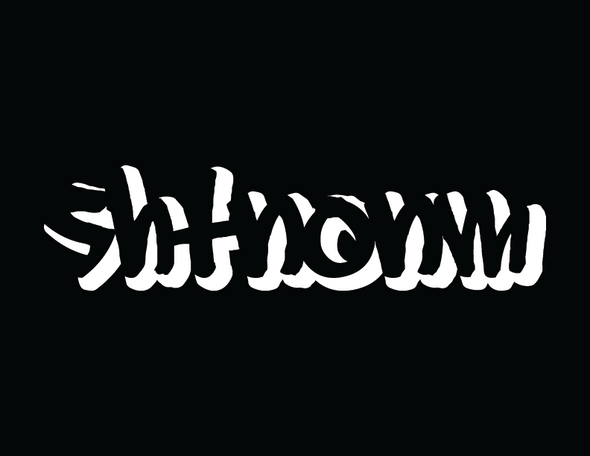 SHTNONM- SPARKLE/GLITTER SHADOW DECAL