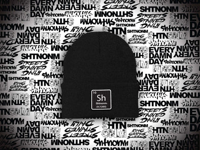 SHTNONM- ELEMENT BEANIE