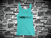 SHTNONM- LADIES TATTOO TANK
