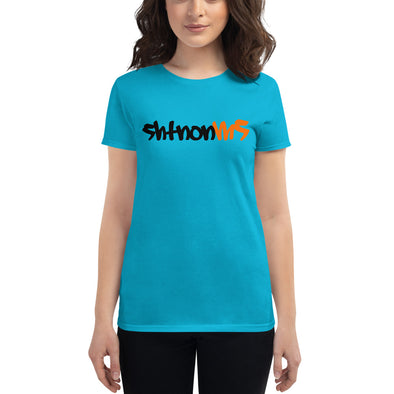 SHTNON MS (MULTIPLE SCLEROSIS) LADIES' T-SHIRT