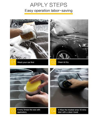 Auto Care Wax Plating - IwantZone