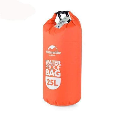 iWantZone.com-2L Waterproof Dry Bag-River Trekking Bags-iWantZone.com-25L Orange-