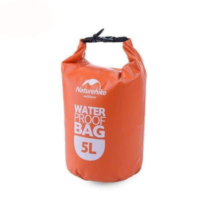 iWantZone.com-2L Waterproof Dry Bag-River Trekking Bags-iWantZone.com-5L Orange-