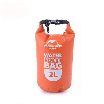 iWantZone.com-2L Waterproof Dry Bag-River Trekking Bags-iWantZone.com-2L Orange-