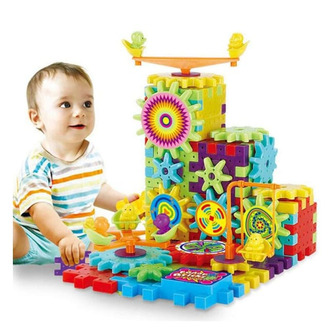 3D Magic Gears Play Set