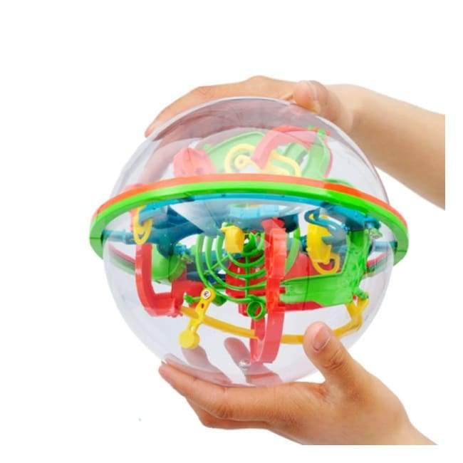 3D Puzzle Ball Game
