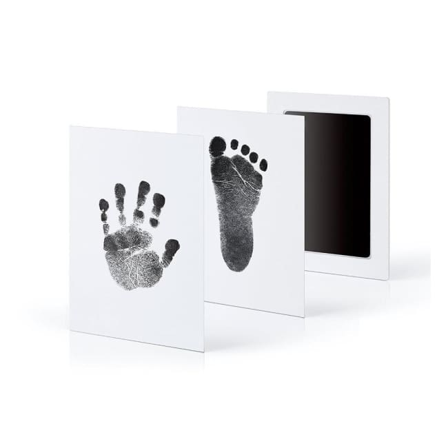 Baby Hand & Footprint Inkless Ink Pad - Grooming & Healthcare Kits - newborn-handprint-footprint-inkless-ink-pad