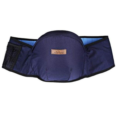 iWantZone.com-Baby Sling Hold Waist Belt-Backpacks & Carriers-www.iWantZone.com-Dark Blue-