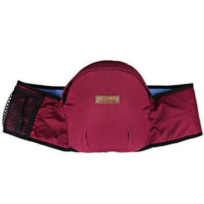 iWantZone.com-Baby Sling Hold Waist Belt-Backpacks & Carriers-www.iWantZone.com-Wine-
