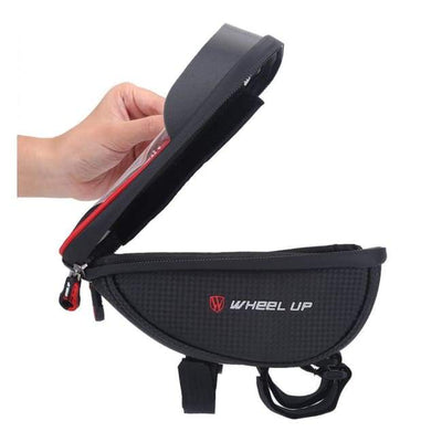 Iwantzone.com - Bicycle Phone Holder & Storage - Bicycle Bags & Panniers - Bicycle-Phone-Holder-Storage