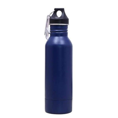 iWantZone.com-Bottle Beer Cold Keeper with Opener-Vacuum Flasks & Thermoses-www.iWantZone.com-Blue-
