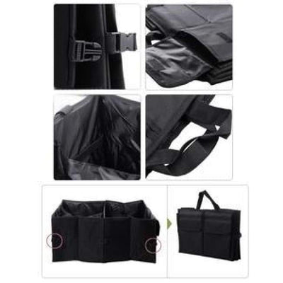Iwantzone.com - Car Trunk Storage Organizer - Stowing Tidying - Car-Trunk-Storage-Organizer