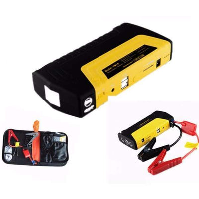 Iwantzone.com - Emergency Car Jump Starter Power Bank - Multi Function - Power Bank -