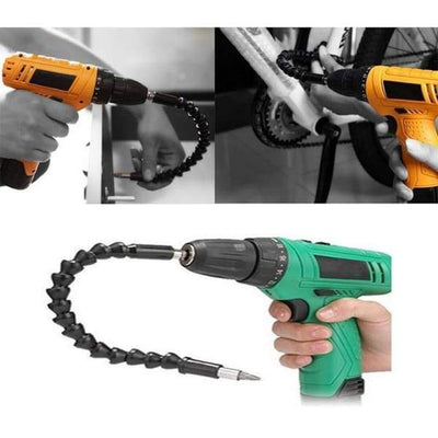 Iwantzone.com - Flexible Bits Extension - Power Tool Accessories - Flexible-Bits-Extension