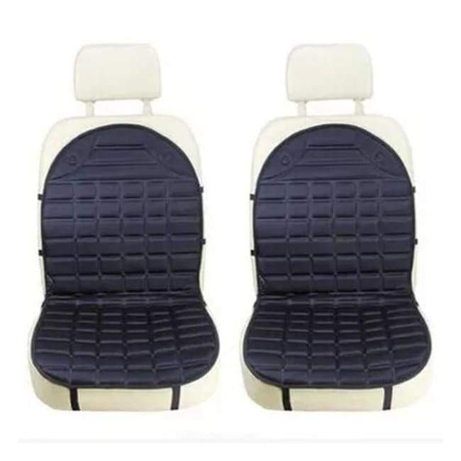Heated Car Seat Cushion Cover - Automobiles Seat Covers - 12v-heated-car-seat-cushion-cover