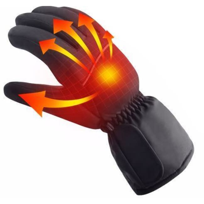 Heated Gloves - Skiing Gloves - heated-gloves