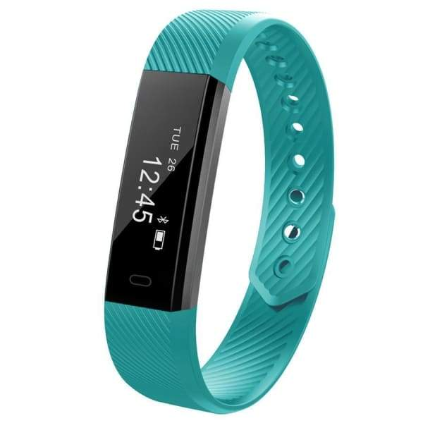 ID115 Smartband With Sleep Tracker - Smart Wristbands - iwz-smart-wristband